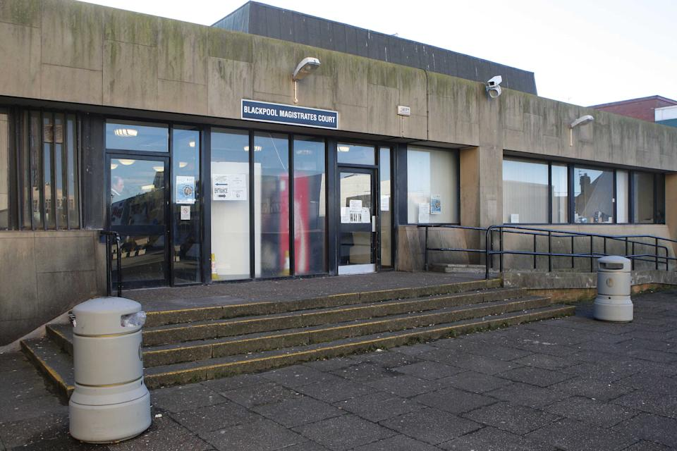 A general view of Blackpool Magistrates Court.   (Photo by Dave Thompson - PA Images/PA Images via Getty Images)