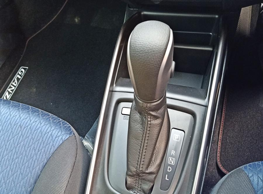 The CVT is a proper automatic gearbox and not an AMT which means in the city the shifts are smooth. Only when you drive on the highway does the slight lag show. We would have wanted paddle shifters too, ideally.