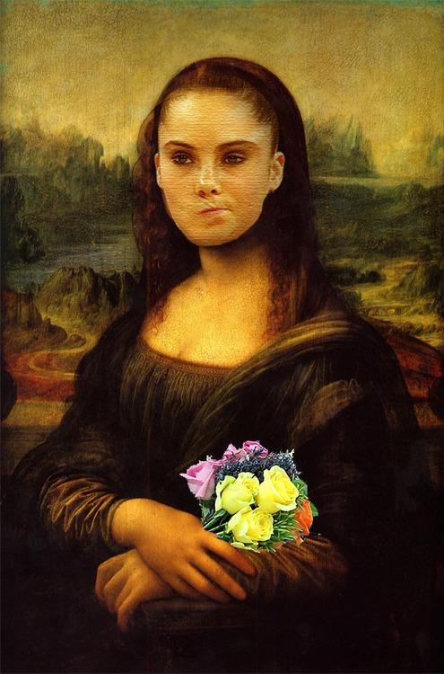 McKayla Lisa is not impressed