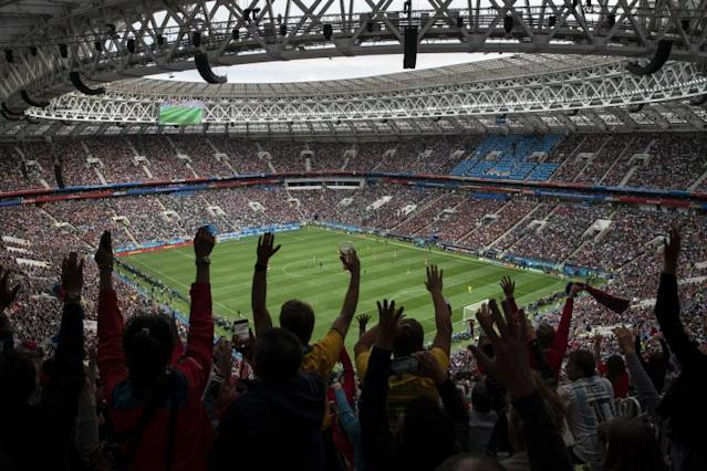 World Cup 2018 results: Scores so far and latest group standings from Russia