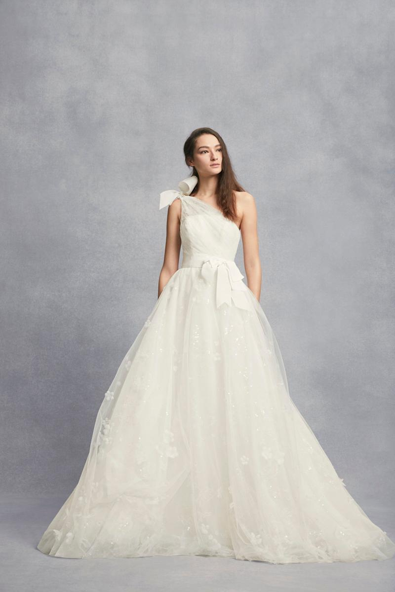 7da9790ded28 Vera Wang on the biggest 2019 wedding trend