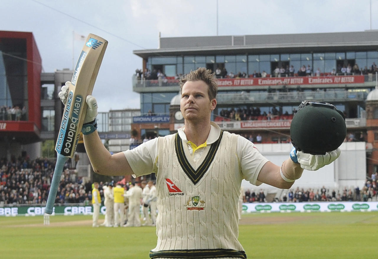 Ashes 2019: Steve Smith's double century powers Australia to dominant  position as England lose late wicket