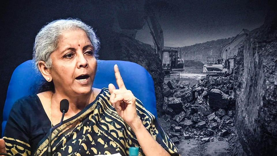 Sitharaman rubbishes reports of coal shortage as