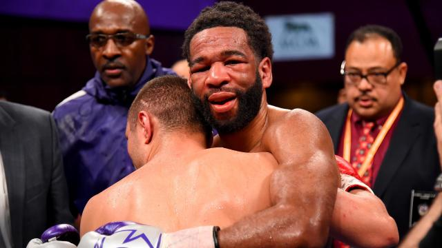 After a loss to Sergey Lipinets at MGM National Harbor, American Lamont Peterson retired.