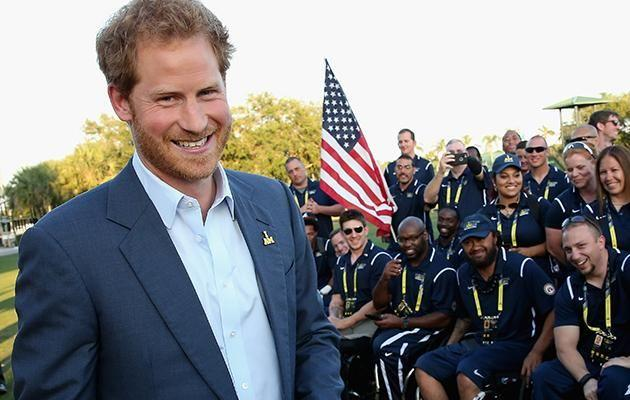 Prince Harry was actually voted the most attractive ginger by the public. Photo: Getty Images
