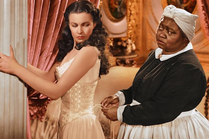 Vivien Leigh and Hattie McDaniel both won Oscars for their work in the film