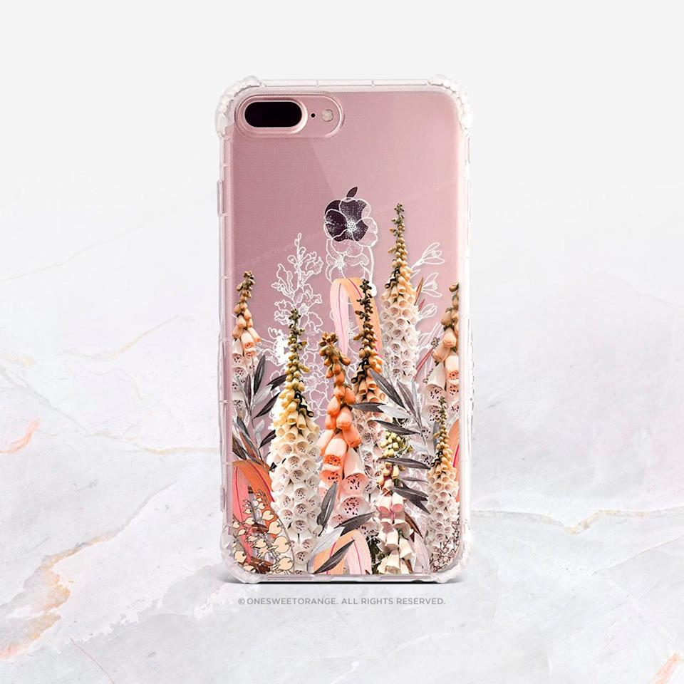 <p>The design on this <span>Floral iPhone Case</span> ($18, originally $20) is so eye-catching.</p>