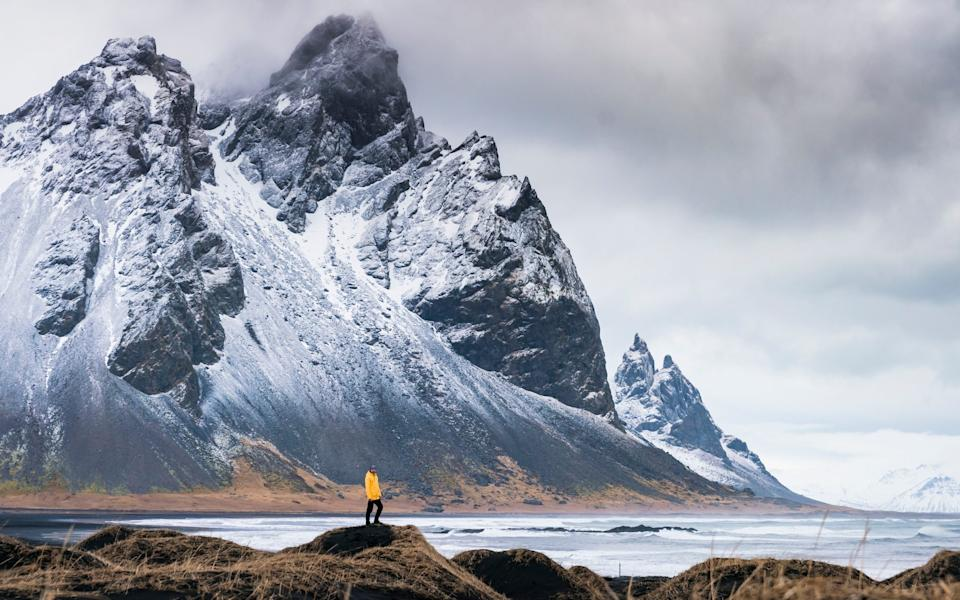 Iceland is a land of wonders - Getty
