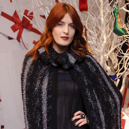 Florence Welch: I set fire to hotel