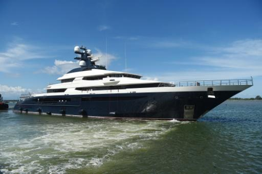 A luxury yacht reportedly worth some $250 million  was one of the trophy assets allegedly bought with money stolen from 1MDB