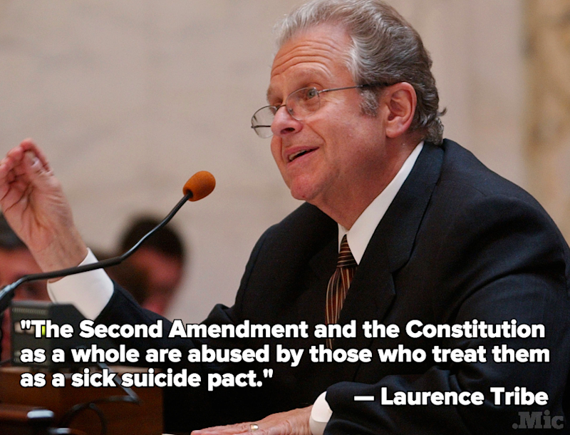Top Constitutional Lawyers Explain What the Second Amendment Really Says About Gun Control