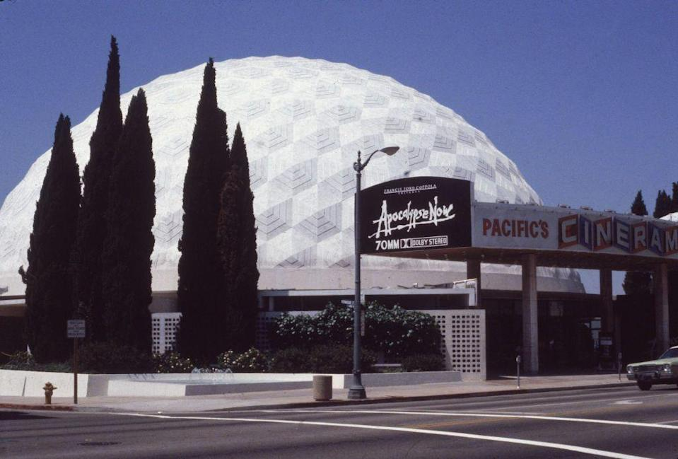 <p>The beloved Cinerama Dome, which houses film premieres, new releases, and fan favorite retro-screenings, joined the list of Los Angeles Historical and Culture Moments on December 18, 1998.</p>