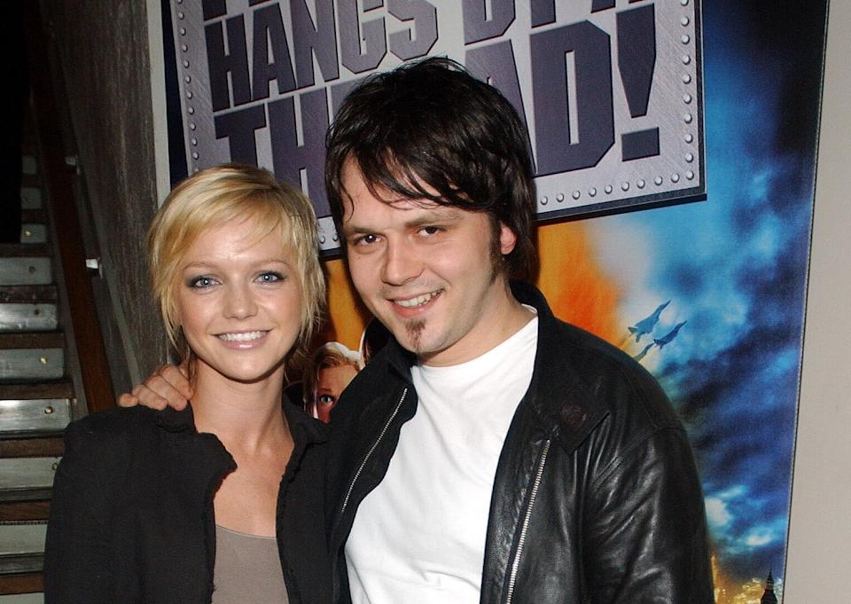 Former S Club 7 members Hannah Spearritt and Paul Cattermole dated for five years (Credit: PA)