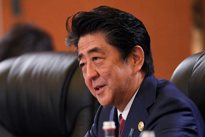 In Olympics-heavy policy speech, Japan PM says Games mark new era for nation