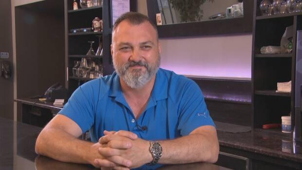 Tony Zacconi, the owner of Sala San Marco Event Centre, says he's excited for Ontario to go to Step 3 of its pandemic reopening plan, but he's struggling to find workers — so much so that he's planning to hold a job fair. (CBC - image credit)