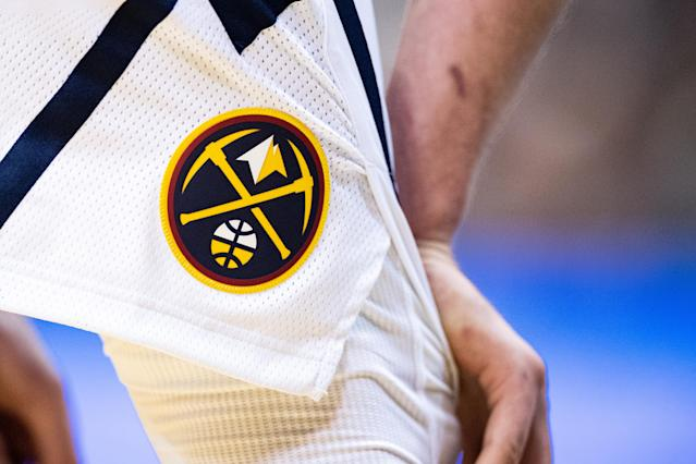 A member of the Nuggets has tested positive. (Jacob Kupferman/Getty Images)