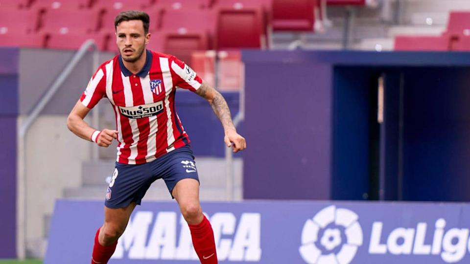 Saúl Ñíguez, Atlético de Madrid | Quality Sport Images/Getty Images