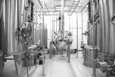A sneak peak into one of the rooms of our new cryo ethanol facility.