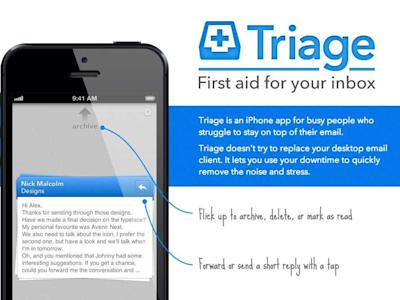 triage app itunes
