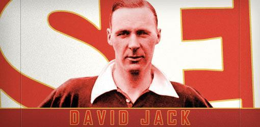 <p><b>David Jack</b><br><b>1928</b>: David Jack Bolton to Arsenal for £10,890 </p>
