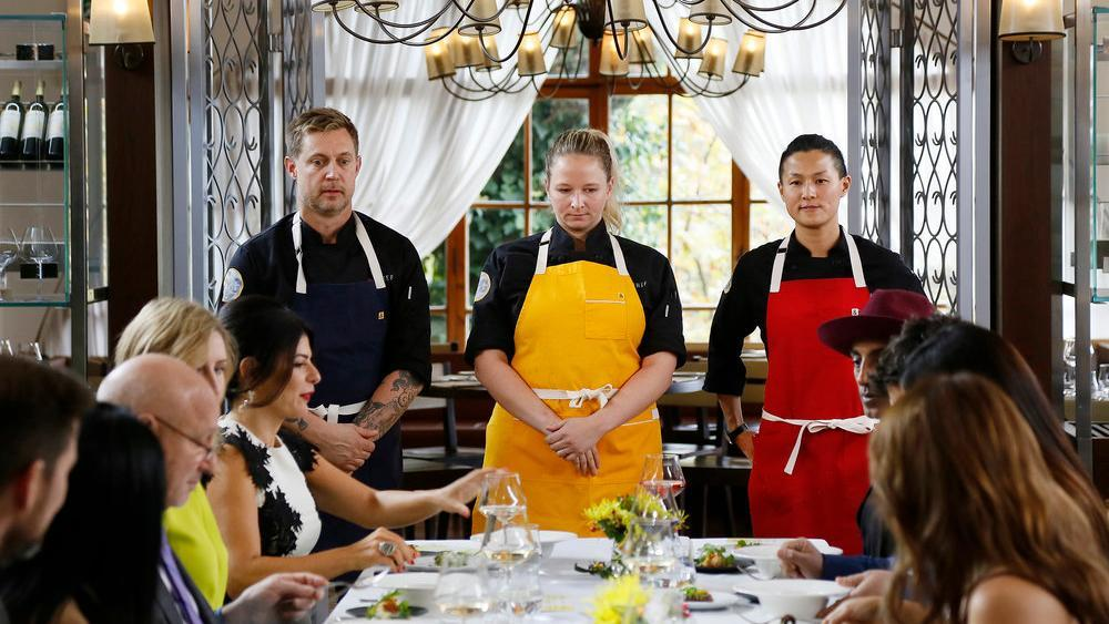 In the Finale, the Winner Proved Fusion Cooking Isn't Just Some Lame '80s Fad