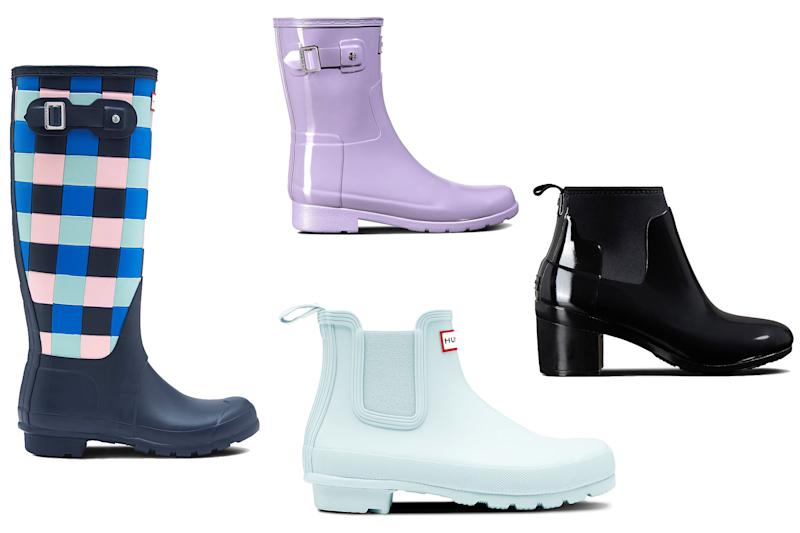 1a04c65bce1 PSA: Hunter Boots Is Having a Secret Sale Right Now — Here's How to ...