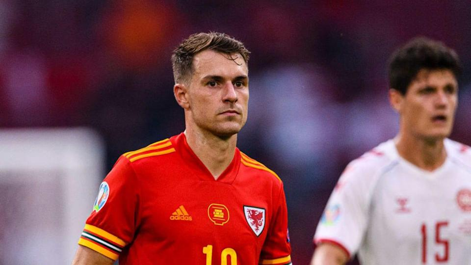 Aaron Ramsey | Eurasia Sport Images/Getty Images