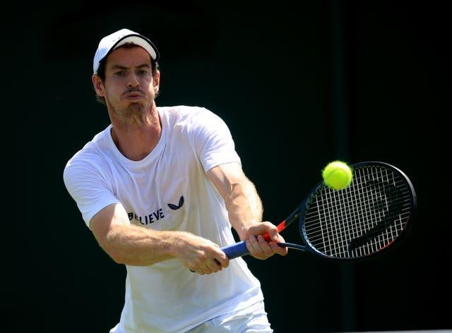 Andy Murray is not heading to Melbourne