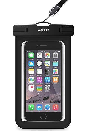 """<p><strong>JOTO</strong></p><p>amazon.com</p><p><strong>$6.99</strong></p><p><a href=""""https://www.amazon.com/dp/B00LBK7OSY?tag=syn-yahoo-20&ascsubtag=%5Bartid%7C1782.g.36621981%5Bsrc%7Cyahoo-us"""" rel=""""nofollow noopener"""" target=""""_blank"""" data-ylk=""""slk:BUY NOW"""" class=""""link rapid-noclick-resp"""">BUY NOW</a></p><p>Sometimes the weather isn't on your side and for those moments you'll be happy to have a waterproof pouch.</p>"""