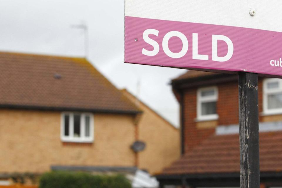<p>A stamp duty holiday was introduced in July 2020</p> (PA)