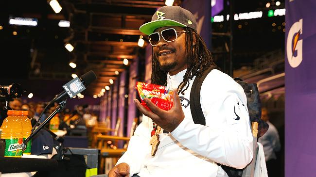 Seahawks Players Aren't Convinced Marshawn Lynch Is Actually Retiring