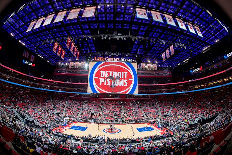 Pistons' Christian Wood fully recovered from coronavirus
