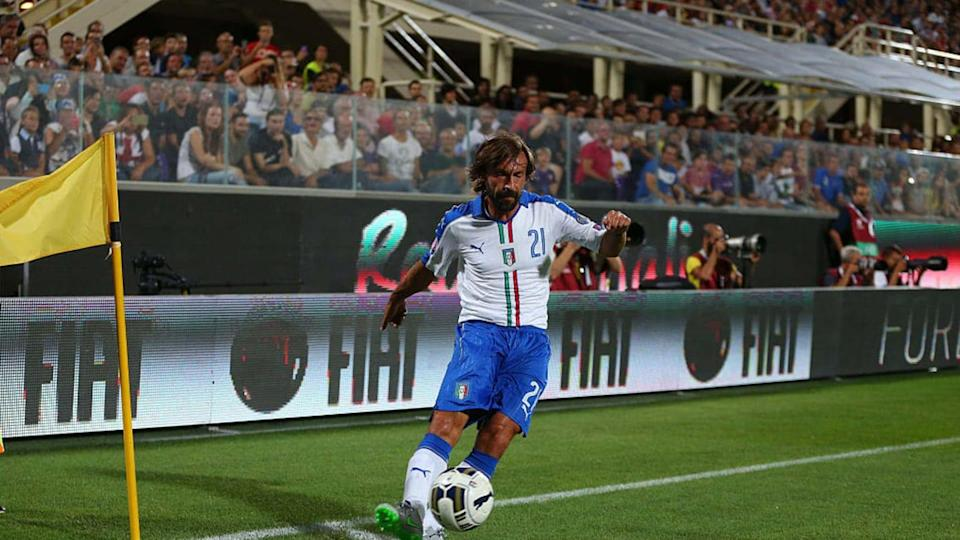Andrea Pirlo | Catherine Ivill - AMA/Getty Images