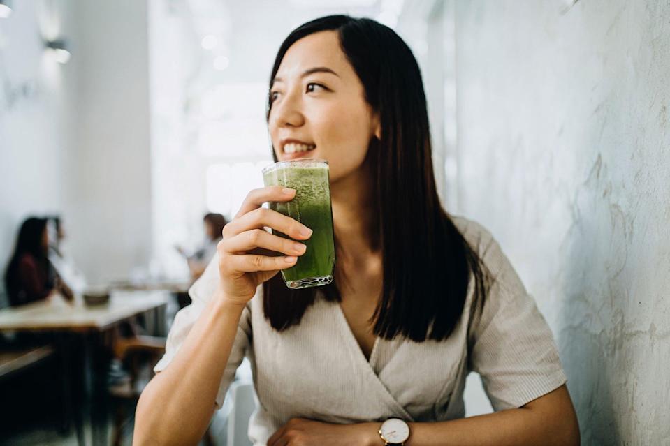 Can Drinking Chlorophyll Water Get Rid of Acne