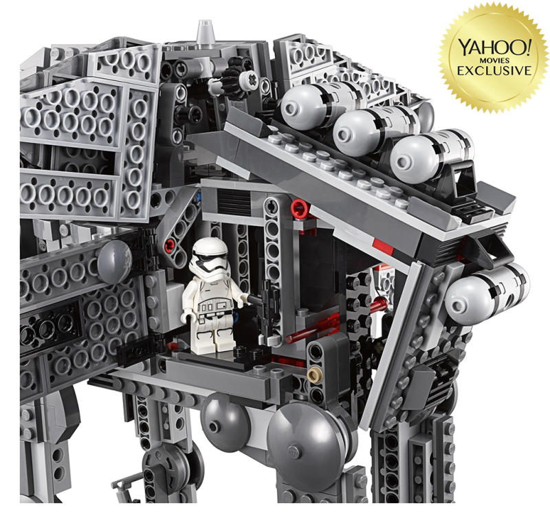 Star Wars Force Friday Up Close With Legos The Last Jedi