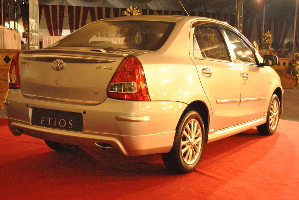 Toyota finally made its entry into the highly competitive B Segment in India with the launch of the Etios sedan.
