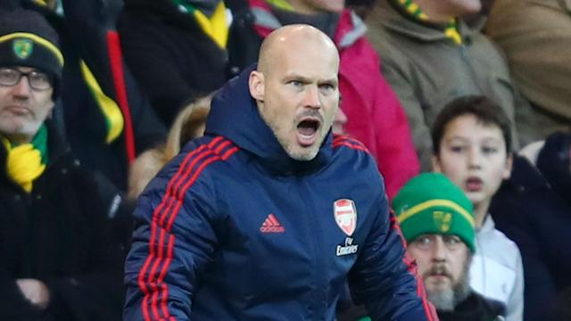 Arsenal are reportedly losing confidence in interim boss Freddie Ljungberg as Pierre-Emerick Aubameyang's future grows complicated.