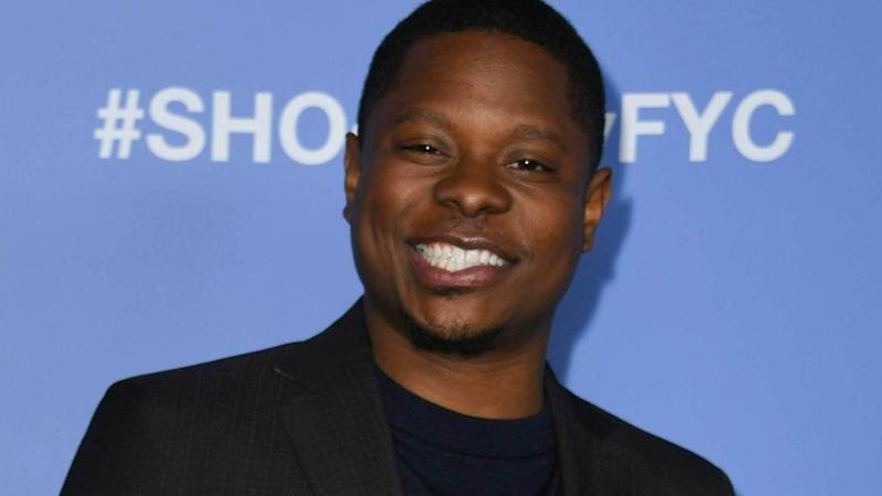 """<p>Actor Jason Mitchell just had his entire career turned upside down after facing allegations of inappropriate behavior that resulted in losing his role in an upcoming Netflix film plus getting dropped by everyone that represents him in entertainment. Mitchell has been dropped by his talent agent UTA, his management team and a role in Netflix's […]</p> <p>The post <a rel=""""nofollow"""" rel=""""nofollow"""" href=""""https://theblast.com/jason-mitchell-dropped-showtime-netflix-incident/"""">Jason Mitchell Dropped from Showtime's 'The Chi' Following Alleged Off-Set Incident</a> appeared first on <a rel=""""nofollow"""" rel=""""nofollow"""" href=""""https://theblast.com"""">The Blast</a>.</p>"""