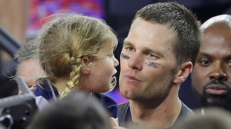 Tom Brady Has This Wish For Radio Host Who Insulted His 5-Year-Old Daughter