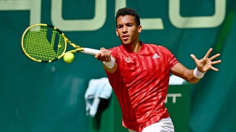 Decoding the stats of Felix Auger-Aliassime in 2021
