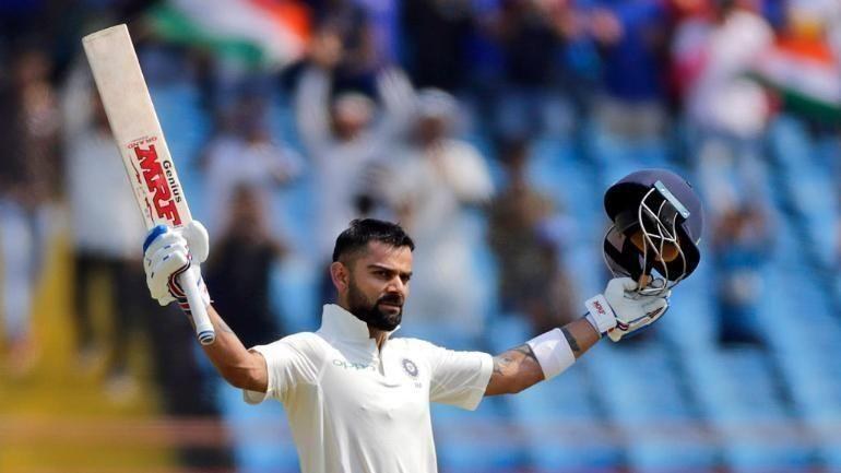 Virat Kohli has been in sublime form