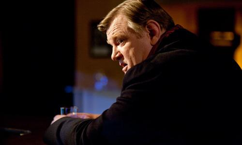 <p>Brendon Gleeson as Sergeant Gerry Boyle in 'The Guard'.</p>