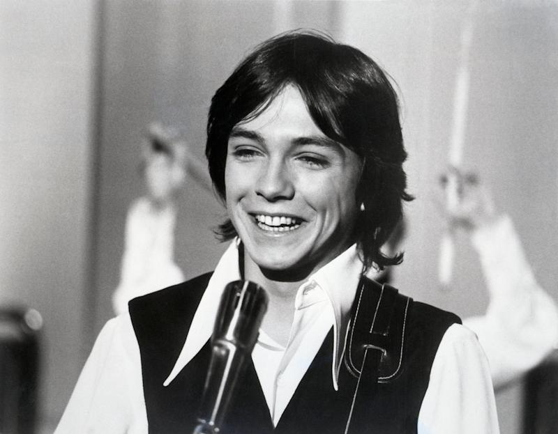 "Actor and musician David Cassidy, who starred in the hit TV sitcom ""The Patridge Family,"" died on Nov. 21, 2017 at the age of 67."