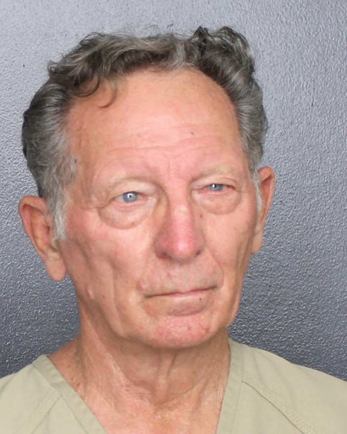 Gary Brummett, 81, was arrested on Feb. 11 on a charge of impersonating a U.S. marshal. He threatened to arrest staff at a Deerfield hotel after he refused to wear a mask, according to a federal complaint.