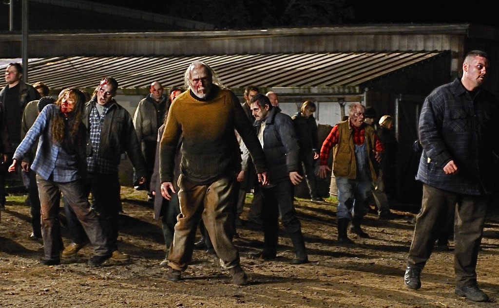 """Magnet Releasing's <a href=""""http://movies.yahoo.com/movie/1810045450/info"""">George A. Romero's Survival of the Dead</a> - 2010"""