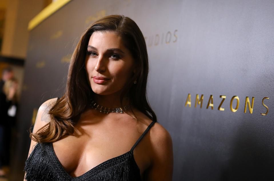 Trace Lysette attends the Amazon Studios Golden Globes After Party at the Beverly Hilton Hotel in January, 2020 in California. (Photo: JC Olivera/Getty Images)