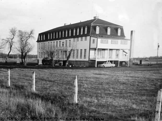 The Fort Alexander Residential School closed in 1970.