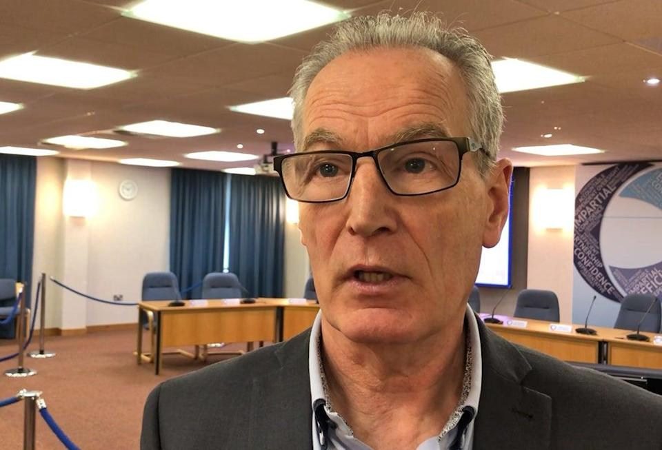 Sinn Fein MLA Gerry Kelly said the British Government was bringing forward a 'fait accompli' (David Young/PA) (PA Archive)
