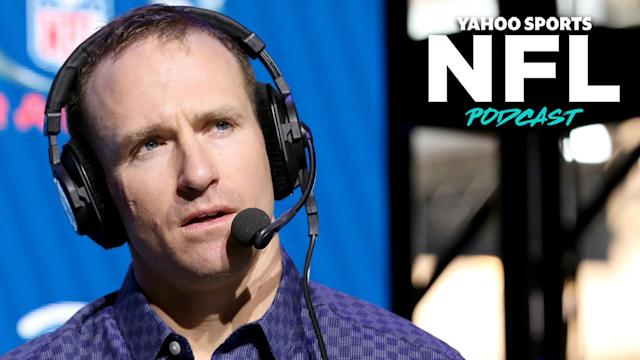Terez Paylor & Charles Robinson discuss the harsh response to Drew Brees' comments about kneeling for the anthem on this week's Yahoo Sports NFL Podcast. (Photo by Cindy Ord/Getty Images for SiriusXM)