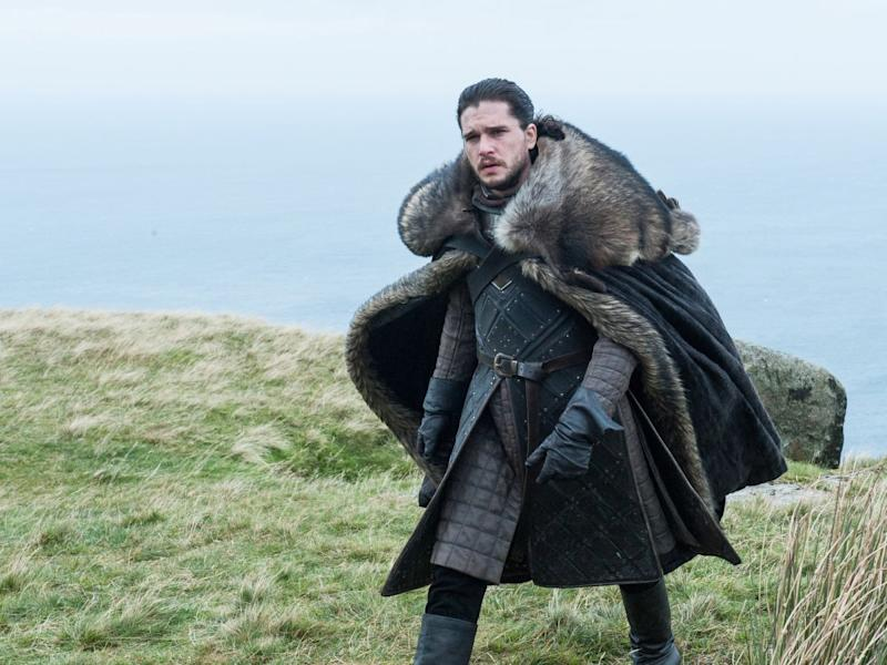 Jon Snow & Daenerys Get Closer In These Photos From The Next Episode Of Game Of Thrones - 웹
